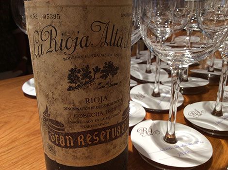 La Rioja Alta: The greatness of Gran Reserva through the decades