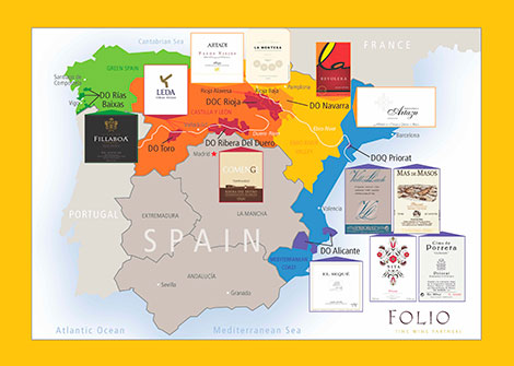 US wholesalers warm up to Spanish wines