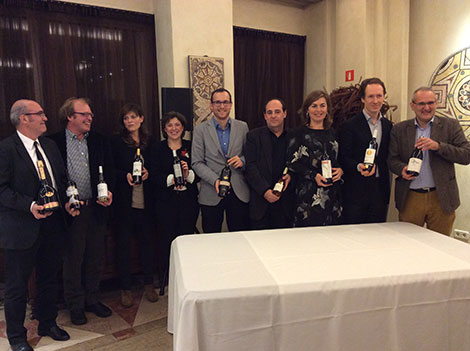 Spanish talent blends in with the world's wines