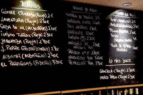 The best places to drink wine in Logroño