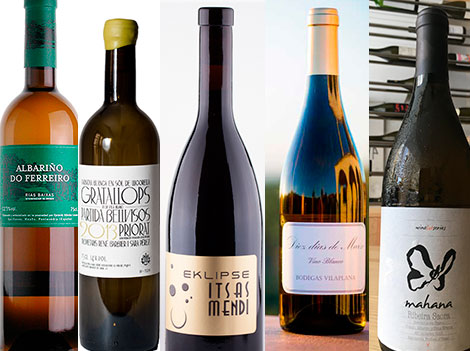Spanish somms reveal their favourite summer wines