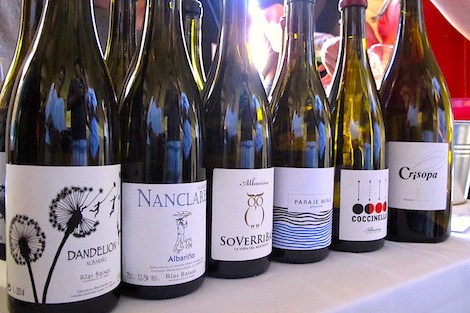 Nanclares y Prieto: juggling with the many faces of Albariño