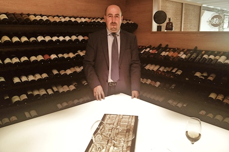 "Sommelier Carlos Echapresto: ""Rioja could be a victim of its own success"""