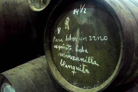 Callejuela: countryfolk bottling terroir in the Sherry Triangle