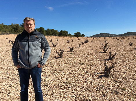 Casa Castillo: waving the flag for Mediterranean viticulture
