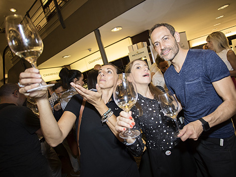 The best pictures from the #LaviniaSWL party