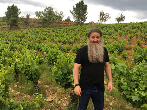 The one and only Raúl Pérez: new projects in Bierzo