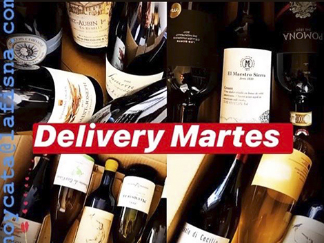 The role of wine in takeaways and home deliveries in Spain