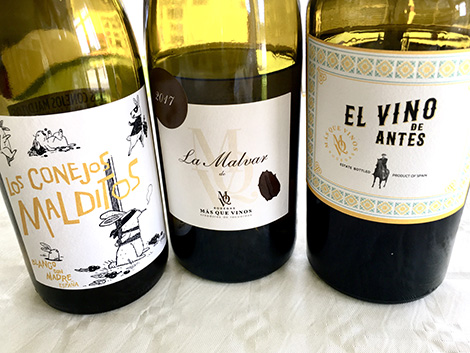 The Malvar trilogy and other intriguing wines by Más Que Vinos