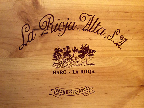 La Rioja Alta hails the revival of Gran Reserva wines