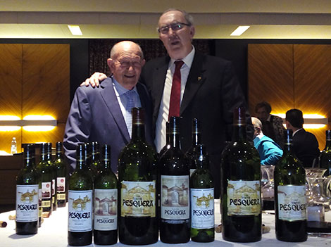 Alejandro Fernández, making wine his own way since 1975