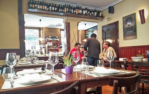 Taberna palo cortado madrid spanish wine lover for Direccion madrid espana